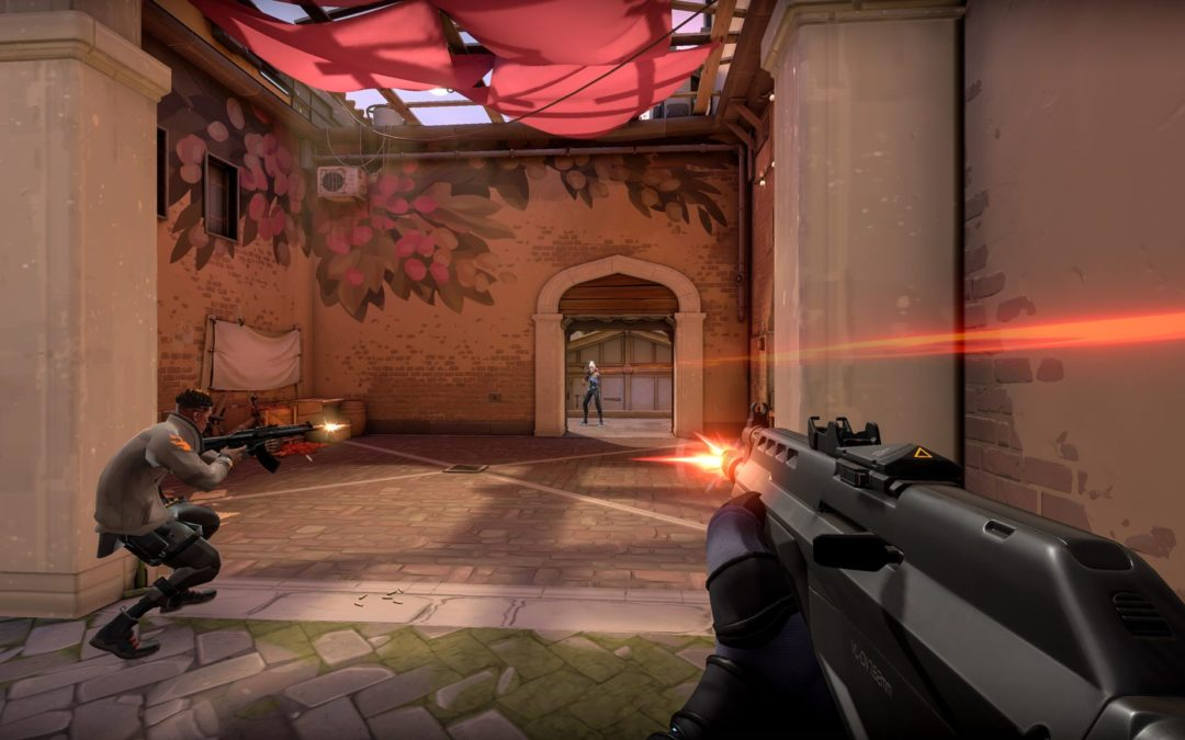 NEW VALORANT MAP 'ASCENT' IS EXPECTED TO RELEASE AT LAUNCH.